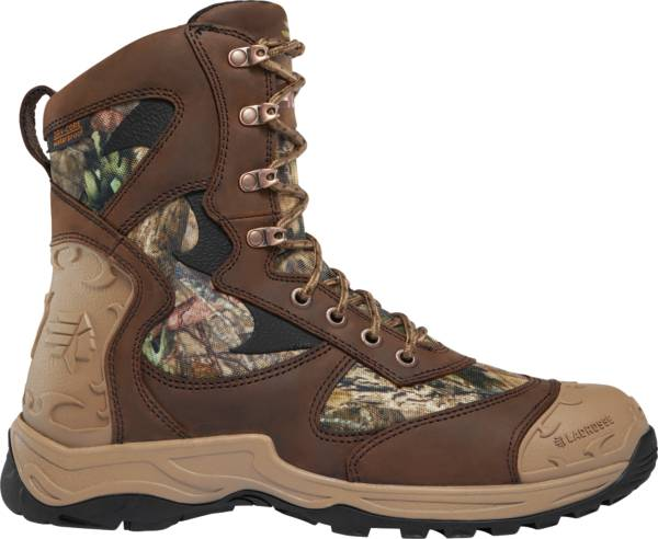 LaCrosse Men's Atlas 8'' Mossy Oak Break-Up Country 400g Waterproof Hunting Boots product image