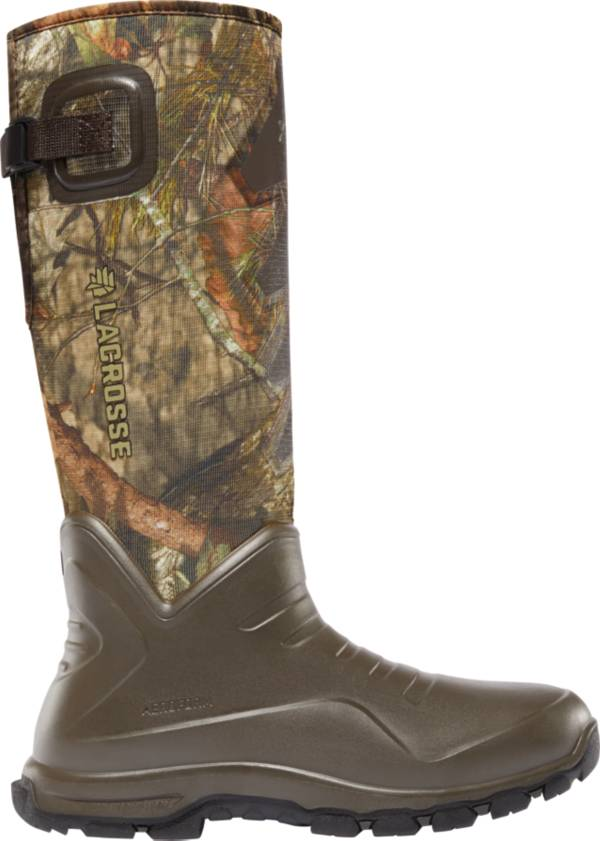 LaCrosse Men's Aerohead Sport Mossy Oak Break-Up Country 3.5mm Rubber Hunting Boots product image