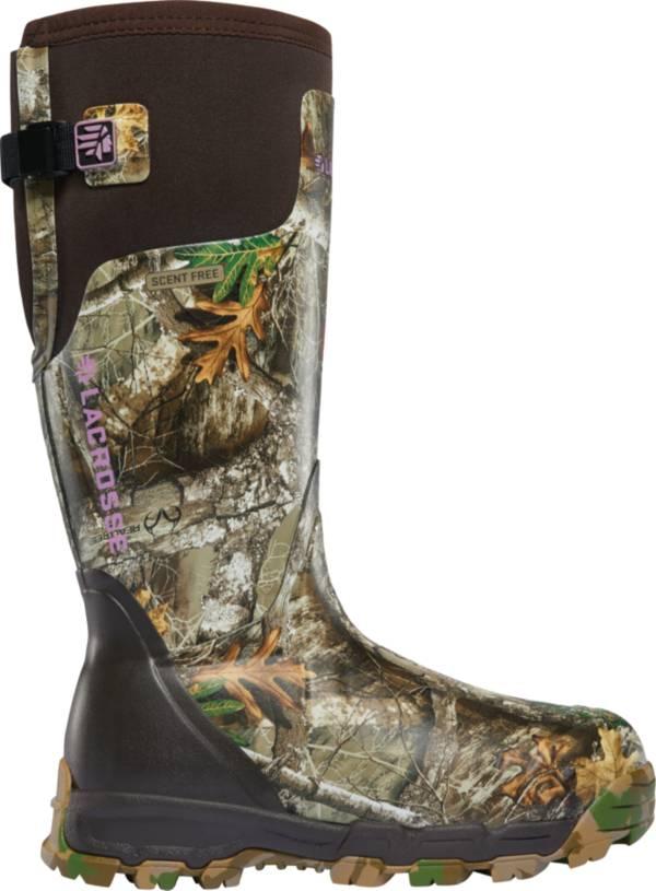 LaCrosse Women's Alphaburly Pro 15'' Realtree Edge 800g Waterproof Hunting Boots product image