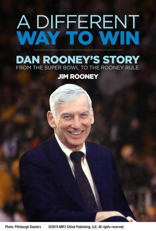 A Different Way to Win by Jim Rooney product image