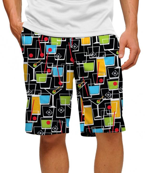Loudmouth Men's Happy Hour Stretch Tech Golf Shorts product image