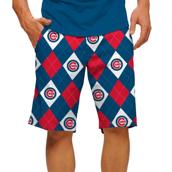 Loudmouth Men's Chicago Cubs Golf Shorts product image
