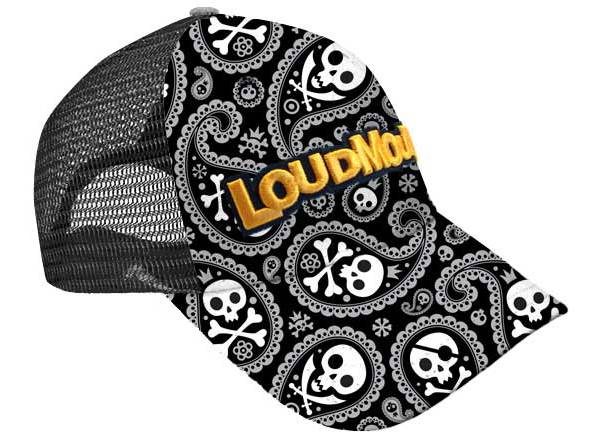 Loudmouth Shiver Me Timbers Trucker Golf Hat product image
