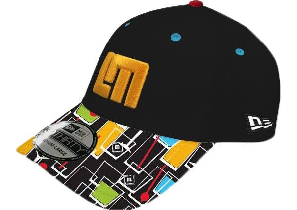 New Era x Loudmouth Happy Hour Golf Hat product image