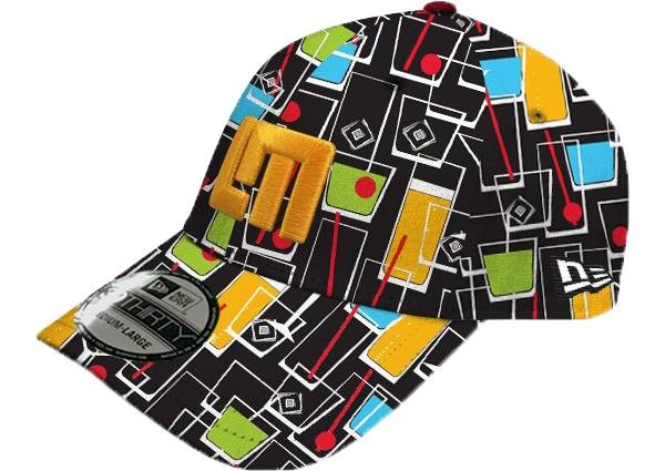 New Era x Loudmouth Happy Hour All-Over Golf Hat product image