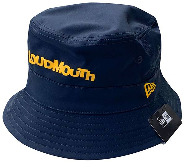 New Era x Loudmouth Golf Men's Star-Studded Reversible Golf Bucket Hat product image