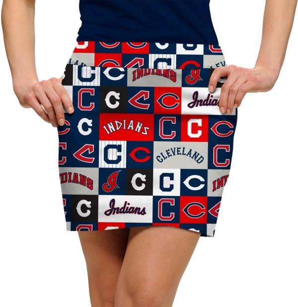 Loudmouth Women's Cleveland Indians Golf Skort product image