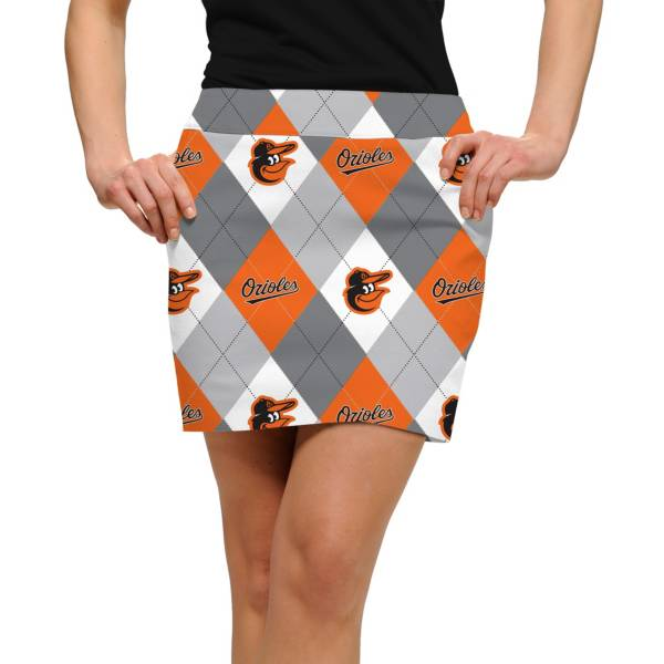 Loudmouth Women's Baltimore Orioles Golf Skort product image