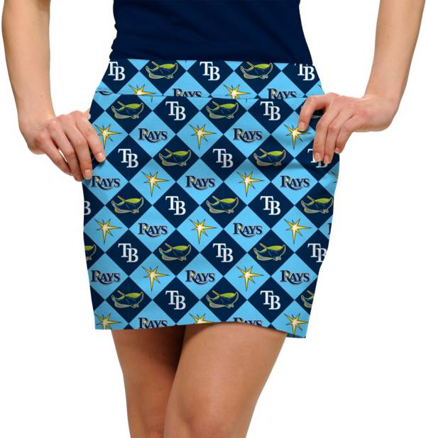 Loudmouth Women's Tampa Bay Rays Golf Skort product image