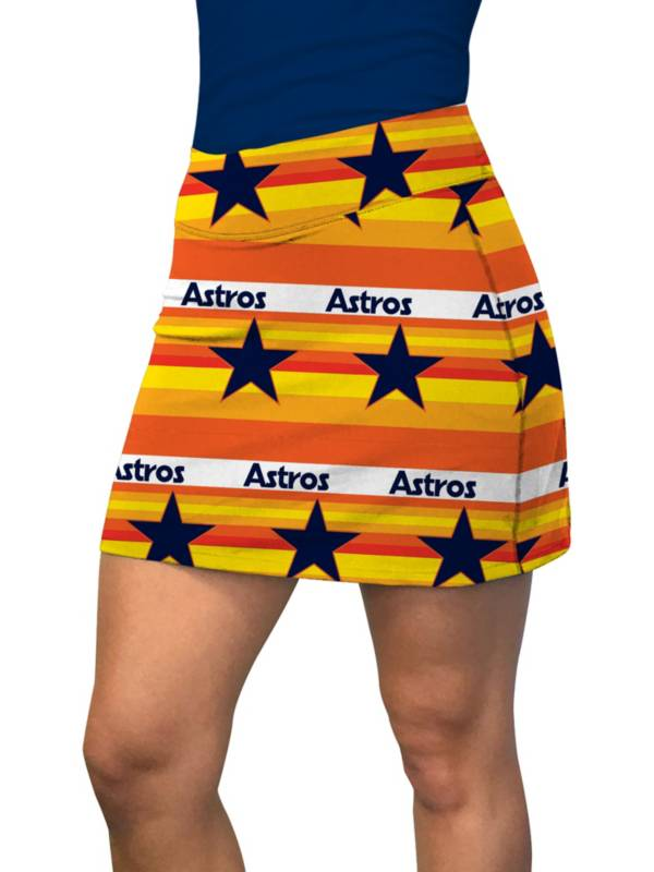 Loudmouth Women's Houston Astros Golf Skort product image