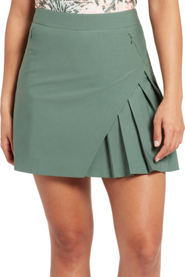 Lady Hagen Women's Coastal Pleated Golf Skort product image