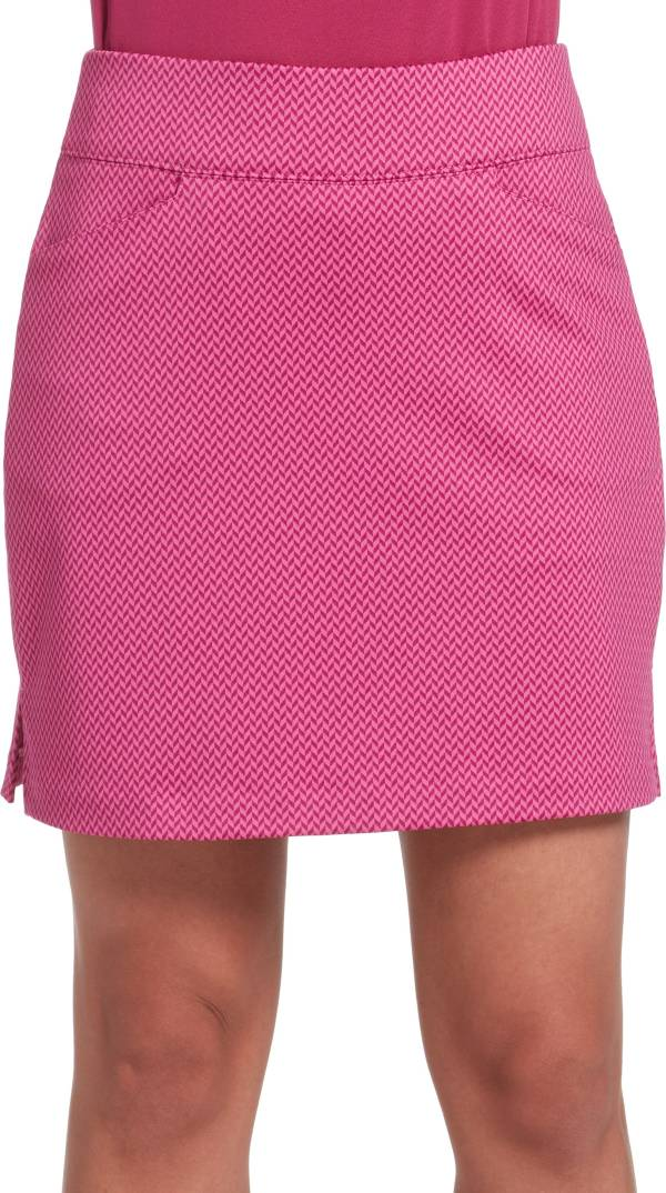 Lady Hagen Women's Chevron Pull-On Golf Skort product image
