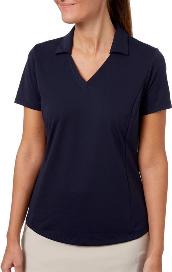 Lady Hagen Women's Solid Golf Polo product image