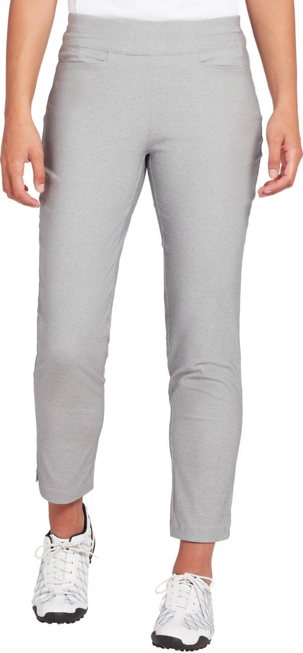 Lady Hagen Women's Printed Tummy Control Pull-On Golf Pants product image
