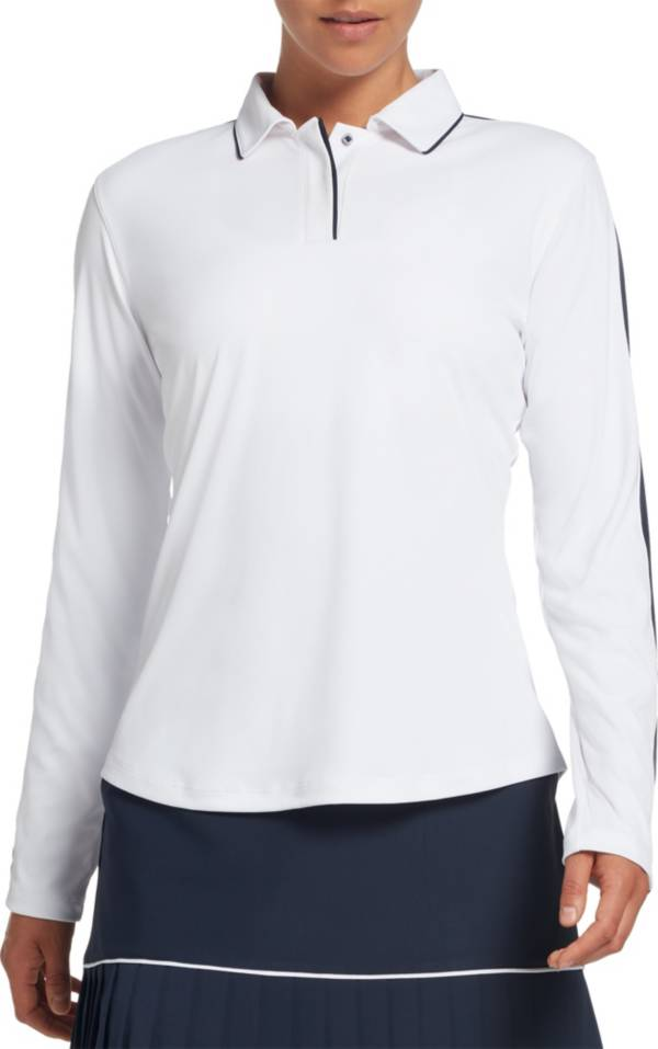 Lady Hagen Women's Tranquil Collection Long Sleeve Golf Polo product image