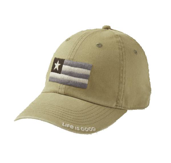 Life is Good Men's Flag Patch Chill Cap product image