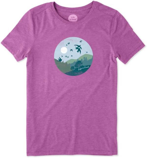 Life is Good Women's Flock of Joy Cool T-Shirt product image