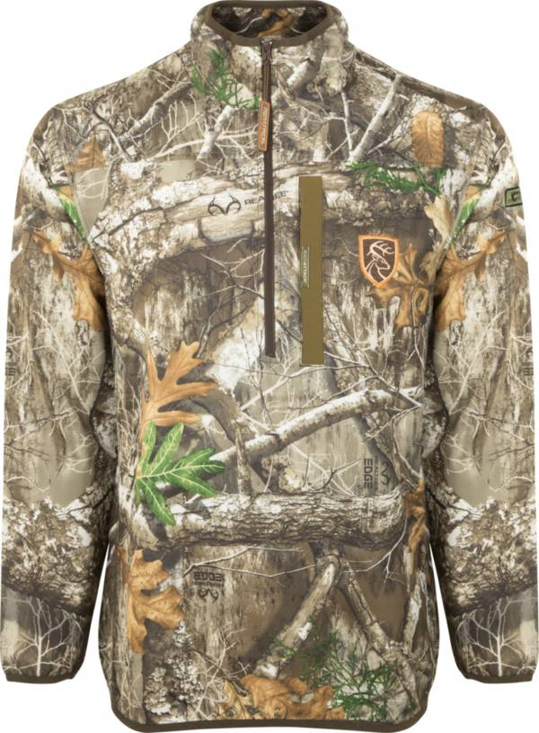 Drake Waterfowl Men's Non-Typical Camo Tech 1/4 Zip with Agion Active XL product image
