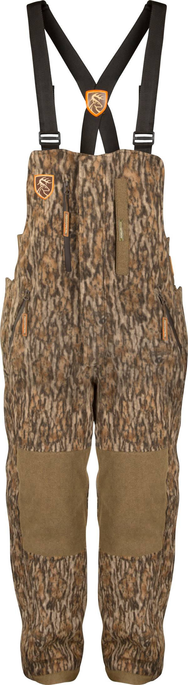 Drake Waterfowl Men's Non-Typical HydroHush Midweight Hunting Bibs with Agion Active XL product image