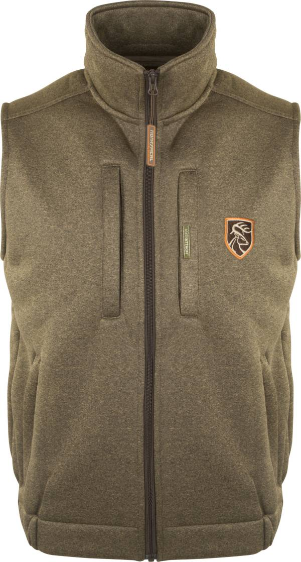 Drake Waterfowl Men's Non-Typical Soft Shell Fleece Vest product image