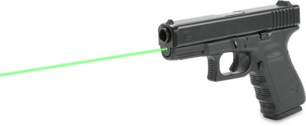 LaserMax Glock 19/23/32/38 Guide Rod Green Laser Sight product image