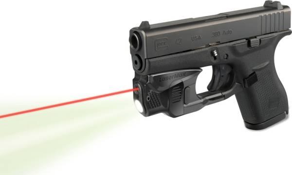 LaserMax GripSense Glock Red Light/Laser Sight product image