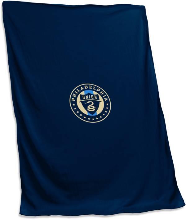 Philadelphia Union 54'' x 84'' Sweatshirt Blanket product image