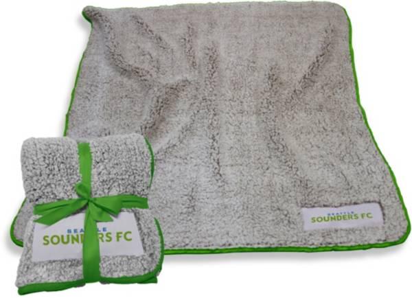 Seattle Sounders Frosty Fleece Blanket product image
