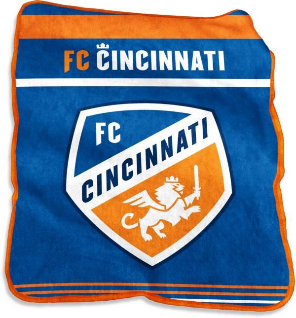 FC Cincinnati 50'' x 60'' Gameday Throw Blanket product image