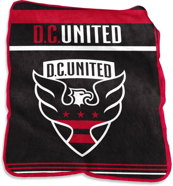 D.C. United 50'' x 60'' Gameday Throw Blanket product image