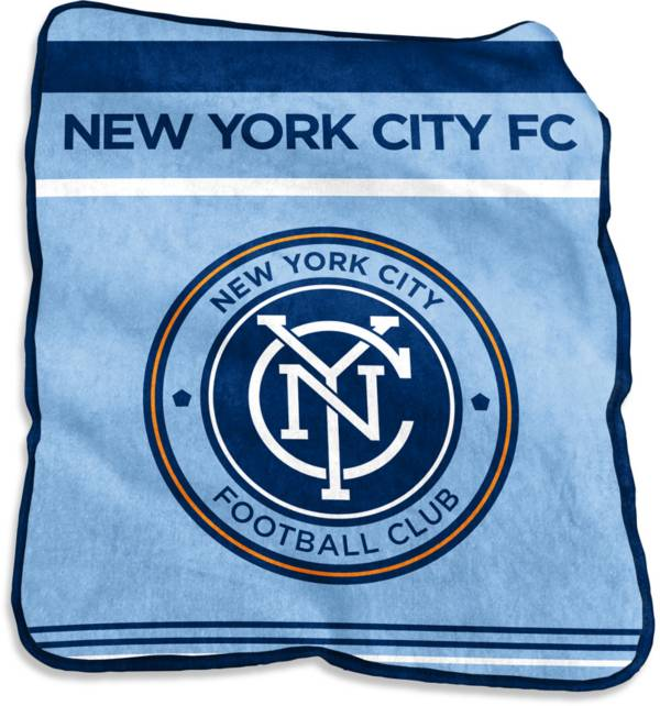 New York City FC 50'' x 60'' Gameday Throw Blanket product image