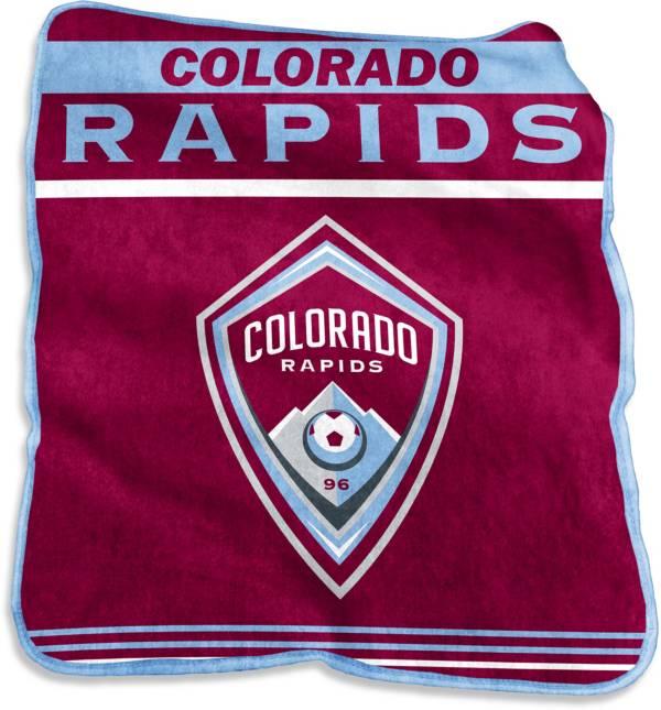 Colorado Rapids 50'' x 60'' Gameday Throw Blanket product image