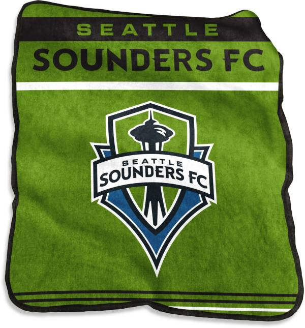 Seattle Sounders Gameday Throw Blanket product image