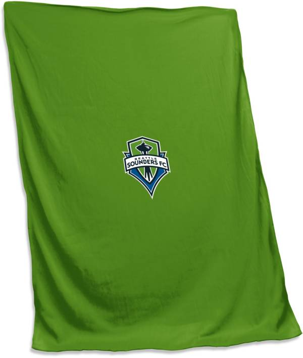 Seattle Sounders Sweatshirt Blanket product image