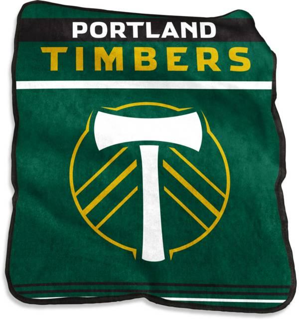 Portland Timbers 50'' x 60'' Gameday Throw Blanket product image