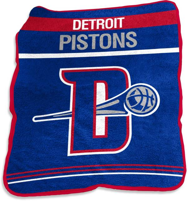 Detroit Pistons Game Day Throw Blanket product image