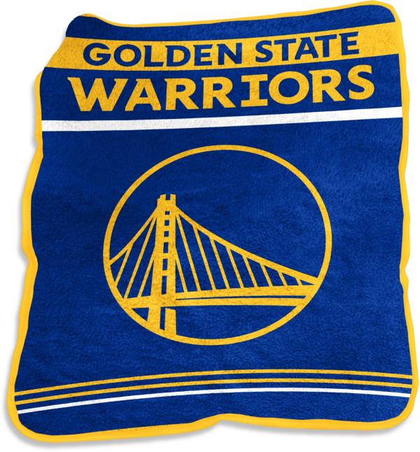 Golden State Warriors 50'' x 60'' Game Day Throw Blanket product image