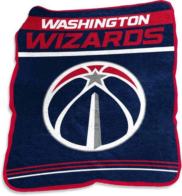 Washington Wizards 50'' x 60'' Game Day Throw Blanket product image