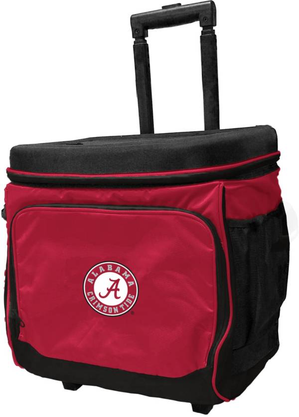 Alabama Crimson Tide Rolling Cooler product image