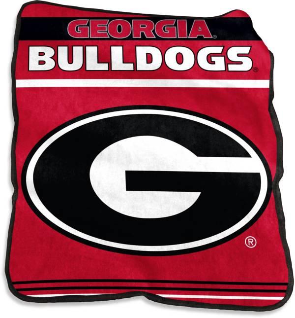 Georgia Bulldogs Game Day Throw Blanket product image