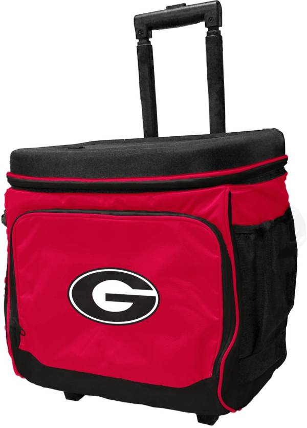 Georgia Bulldogs Rolling Cooler product image