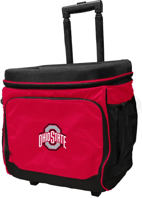 Ohio State Buckeyes Rolling Cooler product image