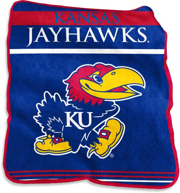 Kansas Jayhawks 50'' x 60'' Game Day Throw Blanket product image