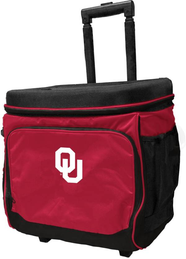 Oklahoma Sooners Rolling Cooler product image