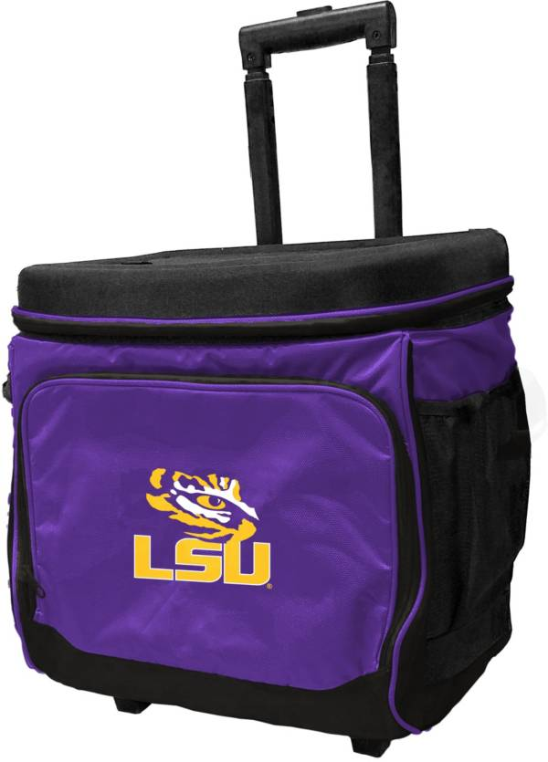 LSU Tigers Rolling Cooler product image