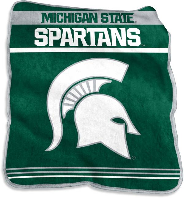 Michigan State Spartans 50'' x 60'' Game Day Throw Blanket product image