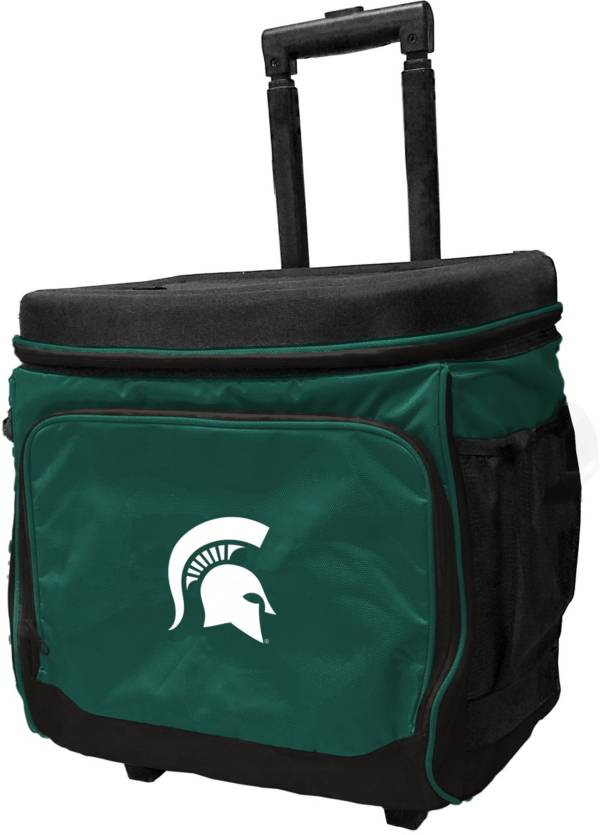 Michigan State Spartans Rolling Cooler product image