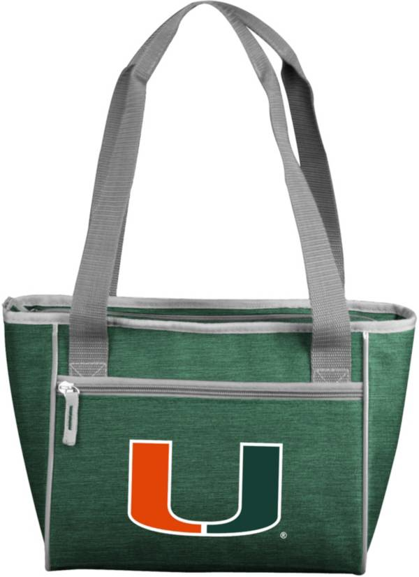 Miami Hurricanes 16 Can Cooler product image