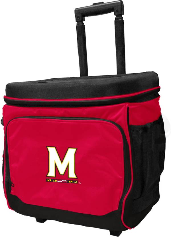 Maryland Terrapins Rolling Cooler product image