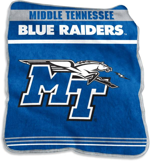 Middle Tennessee State Blue Raiders 50'' x 60'' Game Day Throw Blanket product image